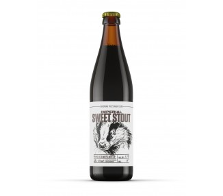Imperial Sweet Stout 0,5l