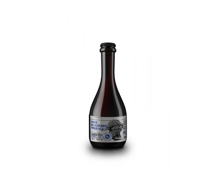 Sour Blueberry Wild Ale